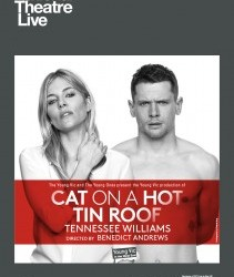 Thursday 22nd February - NT Live: Cat on a Hot Tin Roof