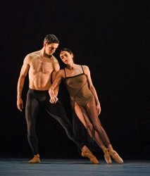 Wednesday 8 February - ROH: Live Ballet WOOLF WORKS