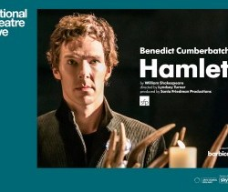 Thursday 5th October - National Theatre Live: Hamlet