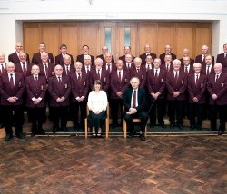 Saturday 30th September - Much Wenlock Male Voice Choir with guests Barrow Male Voice Choir, Cumbria.