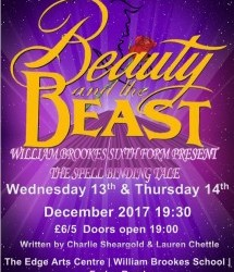 Wednesday 13th and Thursday 14th December - Sixth Form Panto