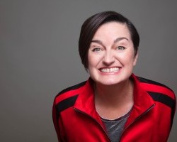 Saturday 27th October - Comedy at The Edge: Zoe Lyons: Entry Level Human