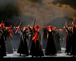Wednesday 4th April - ROH: MACBETH