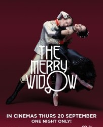 Thursday 20th September- The Australian Ballet: The Merry Widow