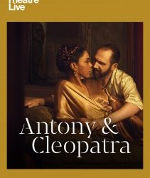Thursday 6th December - NT Live: Antony & Cleopatra