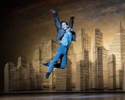 Tuesday 27th March - ROH: NEW McGREGOR / THE AGE OF ANXIETY / NEW WHEELDON