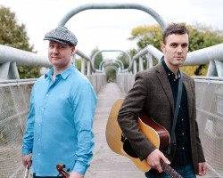 Friday 19th October - Music at The Edge: Hickman and Cassidy