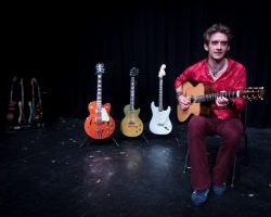 Friday 31st May  - Music at The Edge: Remi Harris