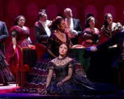 Wednesday 30th January - ROH Live: La Traviata