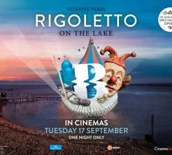 Tuesday 17th September: Rigoletto on the Lake