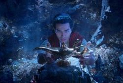 Monday 9th December - Monday Night Cinema: Aladdin PG