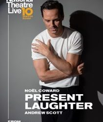 Thursday 5th December- NT Live: Present Laughter