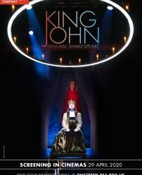 Wednesday 29th April - RSC Live: King John